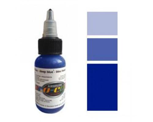 Pro-color 60011 opaque deep blue (глубокий синий), 30мл