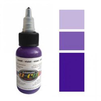 Pro-color 60012 opaque violet (фиолетовая), 30мл