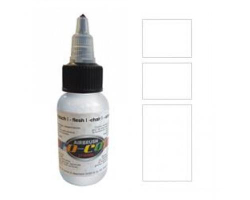 Pro-color 60023 opaque white (белая), 30мл