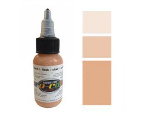 Pro-color 60025 opaque flech I (телесная №1), 30мл