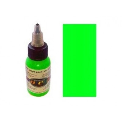 Pro-color 62052 bright green (зеленый неон), 30мл