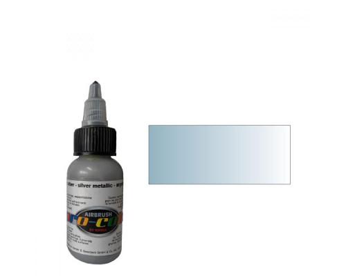 Pro-color 63062 silver metallic (серебряный металлик), 30мл