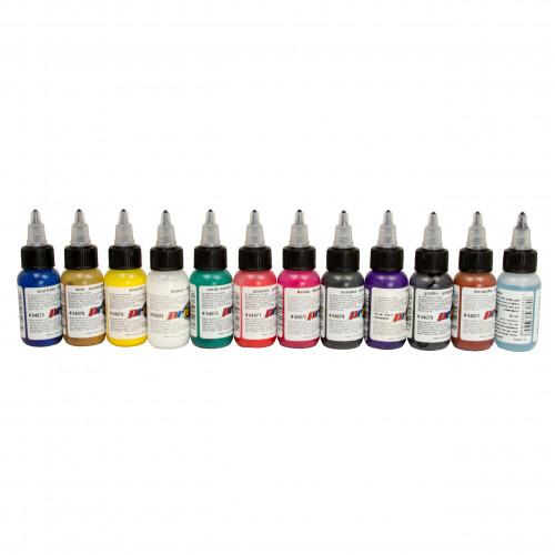 Набор прозрачных красок Pro-color 67020 transparent set
