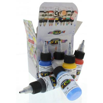 Набор красок Pro-color 67050 test set