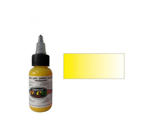Pro-color 64070 transparent yellow (желтая), 30мл