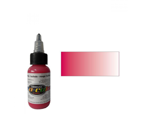 Pro-color 64072 transparent fuchsia (фуксия), 30мл